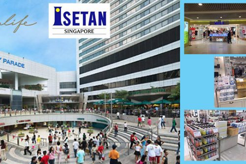 BEULIFE's Products are now available @ ISETAN Katong Level 1 (Hearty Station)